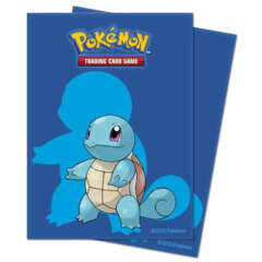 Squirtle Standard Deck Protectors (65 Ct.)