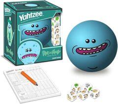 Yahtzee: Rick And Morty Meeseeks Edition