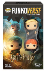 Pop! Funkoverse Strategy Game Harry Potter 101 Expandalone