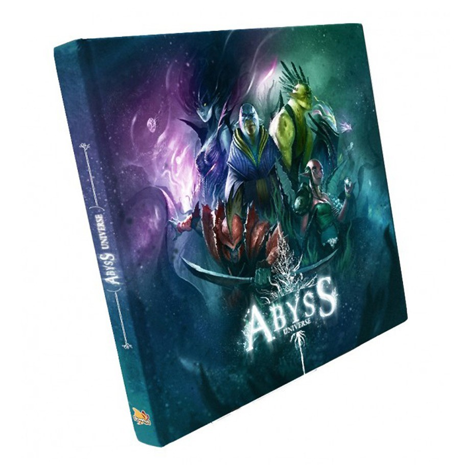 Abyss: the Universe Art Book
