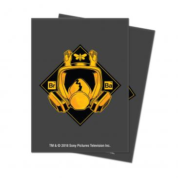 Breaking Bad Golden Moth Card Sleeves (100)