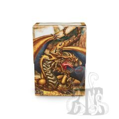 Dragon Shields: Deck Shell Limited Edition: Gold Gygex