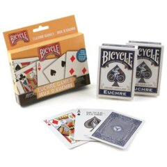 Bicycle - Euchre Games