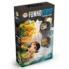 Pop! Funkoverse Strategy Game DC Comics 102 Expandalone