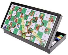 Portable Snakes and Ladders