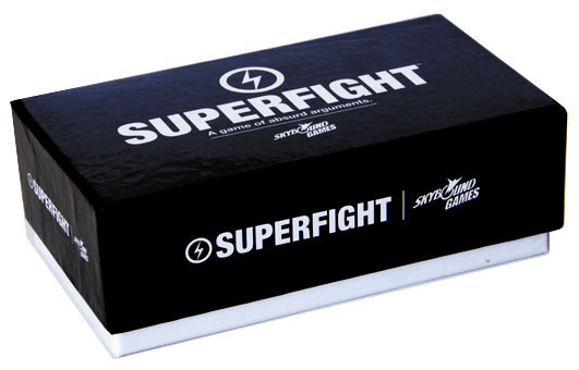 SUPERFIGHT: The Core Deck