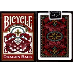 Bicycle - Dragon Back Playing Cards