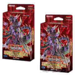 YU-GI-OH! CCG: STRUCTURE DECK - DINOSMASHERS FURY UNLIMITED