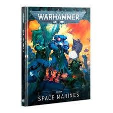 Warhammer 40K: Codex: Space Marines 48-01 GAW60030101049