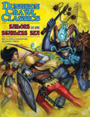 DCC #67: Sailors on the Starless Sea (DCC RPG Adventure)