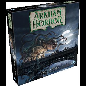 Arkham Horror 3rd Ed: Dead of Night Expansion