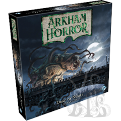Arkham Horror 3rd Ed: Dead of Night Expansion