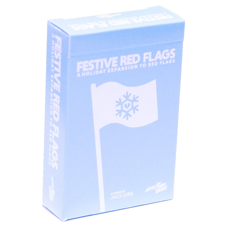 Red Flags: Festive Red Flags