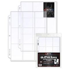 9-Pocket Side-Loading Pages