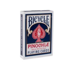 Bicycle - Pinochle Blue