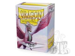 Dragon Shield Box of 100 in Matte Pink