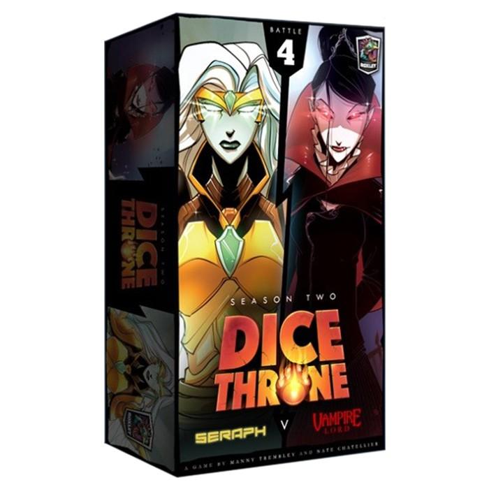 Dice Throne: Season Two - Seraph Vs Vampire Lord