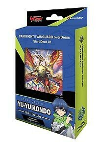 CFV: Yu-yu Kondo - Holy Dragon SD