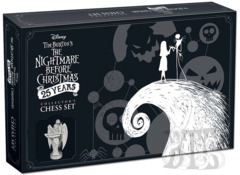 The Nightmare Before Christmas Collector's Chess Set
