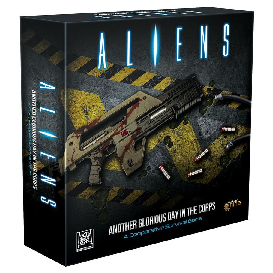 Aliens: Another Glorious Day in the Corp
