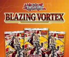 YuGiOh! Blazing Vortex Webcam Tournament Feb 7 @2PM