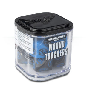 Citadel: Wound Trackers Dice Cube - Blue