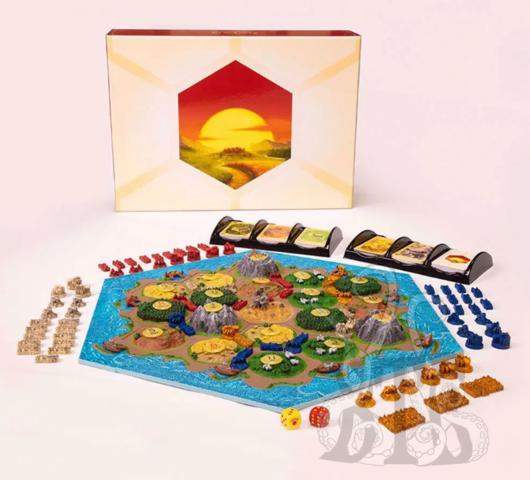 Catan 3D Collectors Edition (2021)