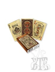 BICYCLE PLAYING CARDS: BOURBON
