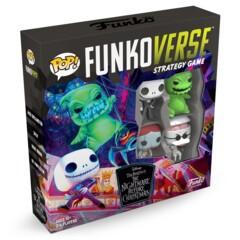 Pop! Funkoverse Strategy Game The Nightmare Before Christmas 100 Base Set