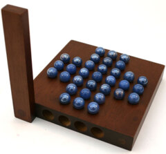Wood Solitaire Game