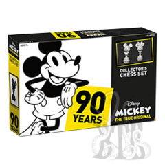 Mickey: The True Original Collector's Chess Set