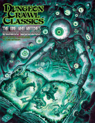 DCC #81: The One Who Watches from Below (DCC RPG Adventure)