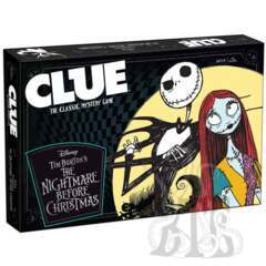 CLUE: The Nightmare Before Christmas Edition