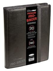 9-Pocket Premium Binder