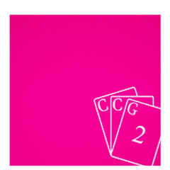 Double Matte Pink Sleeves (50)