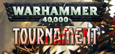 WAR40K Tournament
