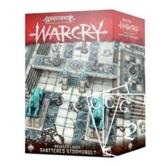 Warcry Ravaged Lands: Shattered Stormvault