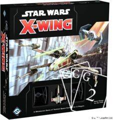 Star Wars X-Wing: Starter Kit (2nd Edition)