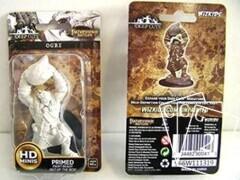Pathfinder: Deep Cuts Unpainted Miniatures - Ogre