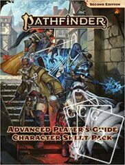 Pathfinder RPG Second Edition: Advanced Player's Guide Character Sheet Pack
