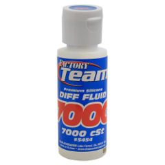 Silicone Diff Fluid, 7000cSt 5454