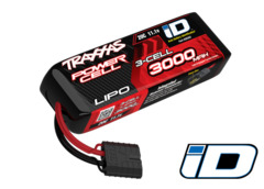 2830X 3000mAh 11.1v 3-Cell 20C LiPo Battery