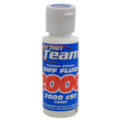 Silicone Diff Fluid, 2000cSt 5451