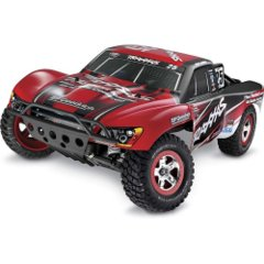 58076-21 Slash VXL 2WD Short Course RTR Truck with Audio and TSM TQI 2.4GHz Radio (1/10 Scale) (Colors may vary)