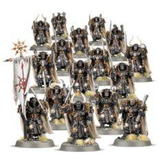Chaos warrior Regiment