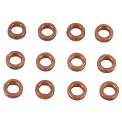 16008 Brass Bushings (5x8x2.5mm) (12pcs)