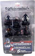 CAPTAIN AMERICA WINTER SOLDIER STARTER SET