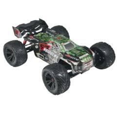 AR106015 Kraton 6S BLX 1/8 4WD Monster RTR Green Black