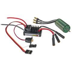 4702 1/18 Mamba Micro X Waterproof ESC w/5300KV Motor