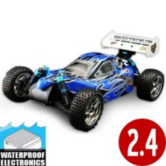 Tornado EPX PRO 1/10 Scale Brushless Buggy Blue Flame